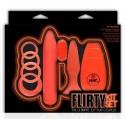 [853]Flirty Kit Set Turuncu