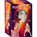 (0242)ALEXANDRA ÜÇ İŞLEVLİ ULTRA REALİSTİK SESLİ MANKEN