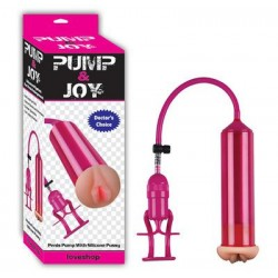 [1065]Pump&Joy Vajina Başlıklı Tetikli Pompa