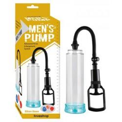 [1067] Mens Pump 3 Yedek Başlıklı Tetikli Vakum Pompa