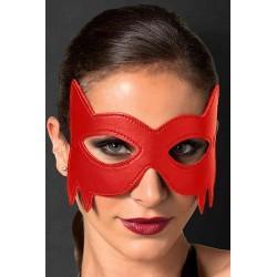 (2023)Merry See Kırmızı Deri Göz Maskesi